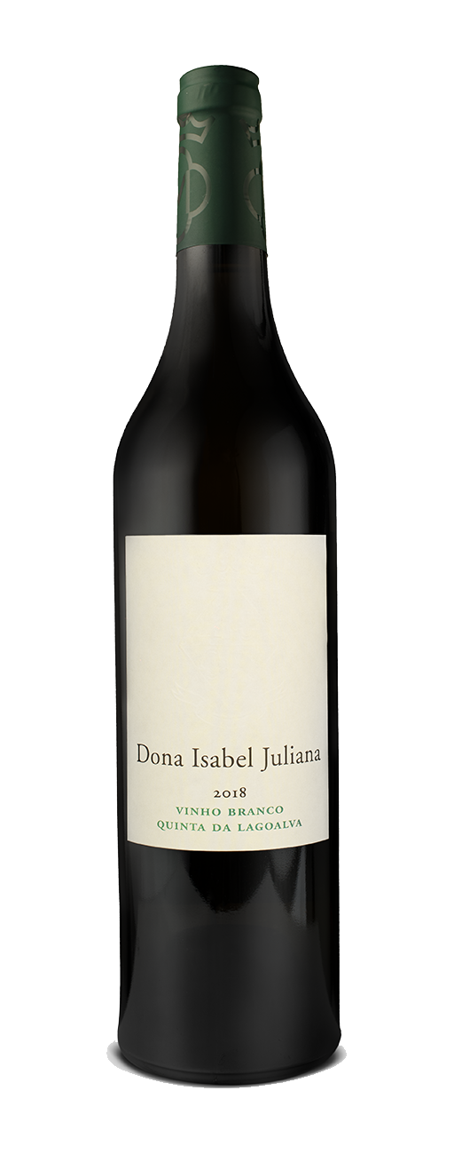Lagoalva: vinho branco Dona Isabel Juliana - 2018